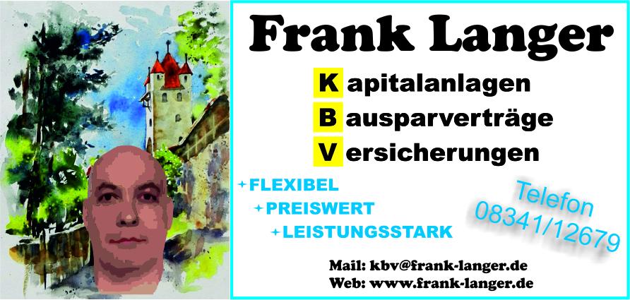 Frank Langer